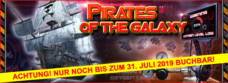Mission Pirates Of The Galaxy