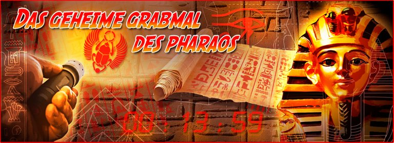 Mission Grabmal des Pharaos